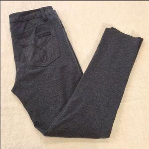 Calvin Klein Jeans Dark Grey Jeggings Size 8 EUC